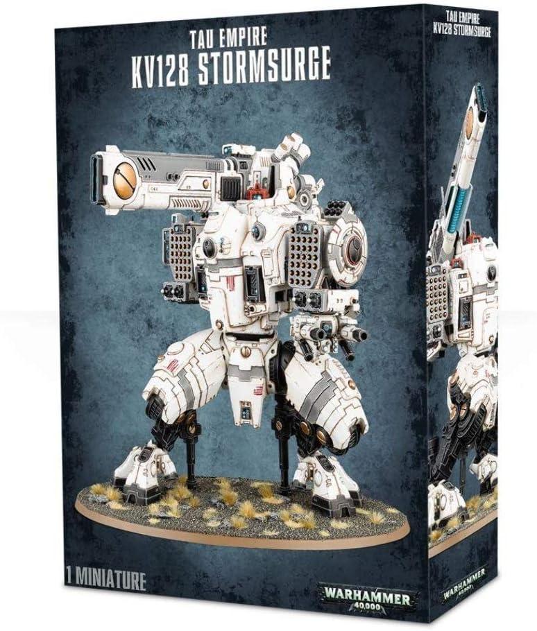WH40K Tau Empire KV128 Stormsurge