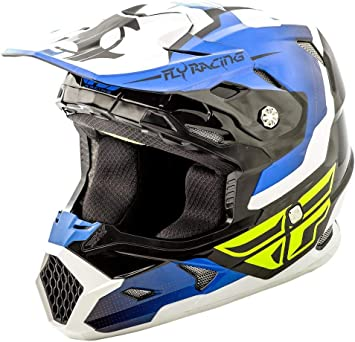 Size /& Color 2018 Fly Racing Youth Toxin Original Helmet Motocross Offorad