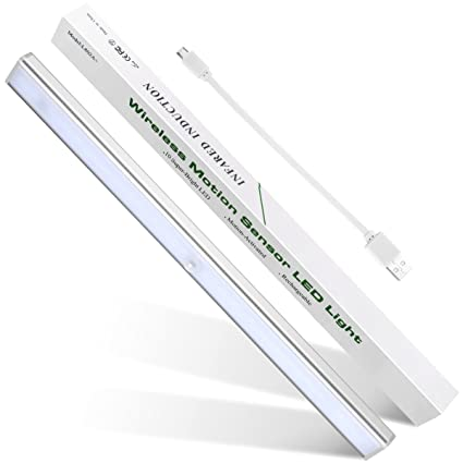 Review UnionPower Human Sensing LED