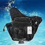 Tactical Messenger Bag Fishing Tackle Storage Multi-functional Molle Military Sling Pack Camera Crossbody Shoulder Rucksack 1000d Oxford