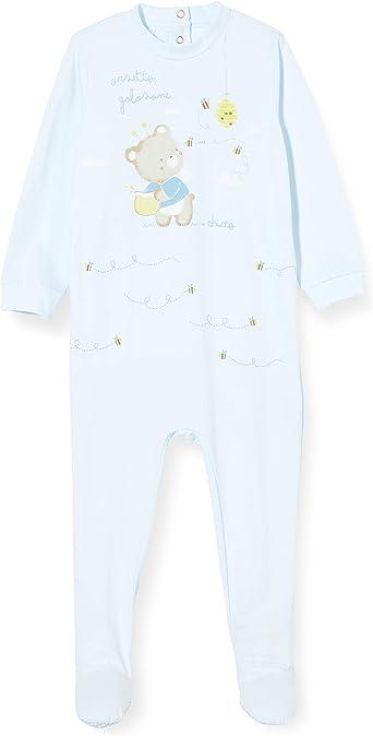 Chicco Unisex Baby Tutina Con Apertura Sul Patello Playsuit