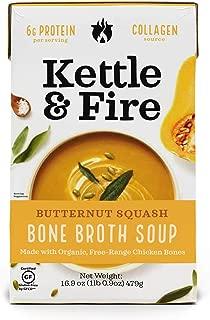 product image for KETTLE & FIRE Butternut Squash Soup, 16.2 OZ