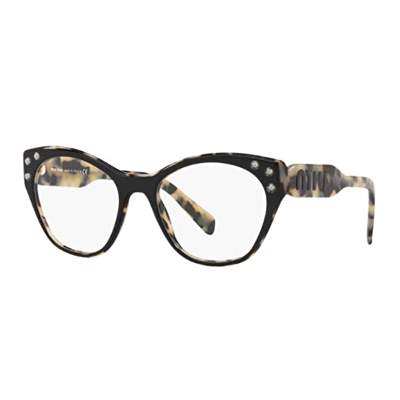 ed59cd477ce5 Image Unavailable. Image not available for. Colour  miu miu Women s  Prescription Eyewear Frame ...