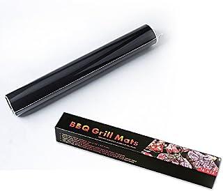 Xasclnis Estera para parrilla Juego de 3 a 100% de parrillas para asar antiadherentes para barbacoa y para hornear - Aprobado por la FDA, libre de PFOA, fácil de limpiar y reutilizable - 15.75 x 13 pu fácil de limpiar y reutilizable - 15.75 x 13 pu