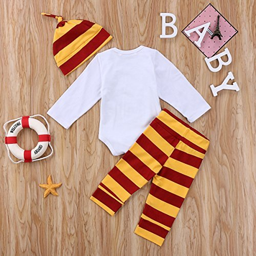 Charm-Kingdom-Baby-Boys-Girls-Snuggle-This-Muggle-Bodysuit-Romper-and-Striped-Pants-Outfit-With-Hat