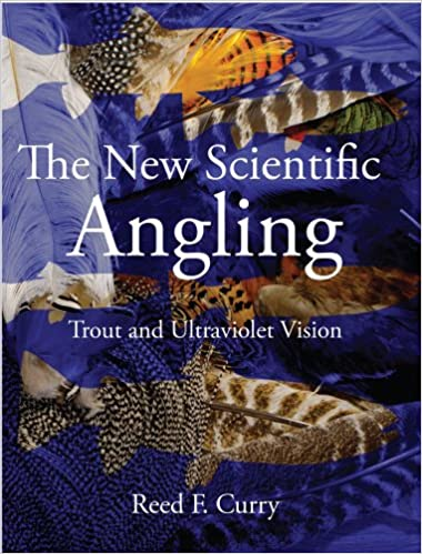 Book The New Scientific Angling - Trout and Ultraviolet Vision