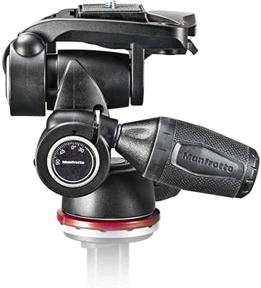 Manfrotto MH804-3W 804 3-Way Head Black No US Warranty International Version