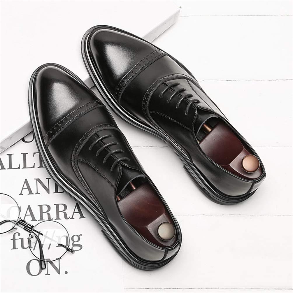 ... Männer Oxfords Schuhe Männlich Formale Schuhe 44 Schwarz 100f76a.  Obermaterial  Leder Innenmaterial  Kunstfell Sohle  Gummi Verschluss   Schnürsenkel 84d111b24e