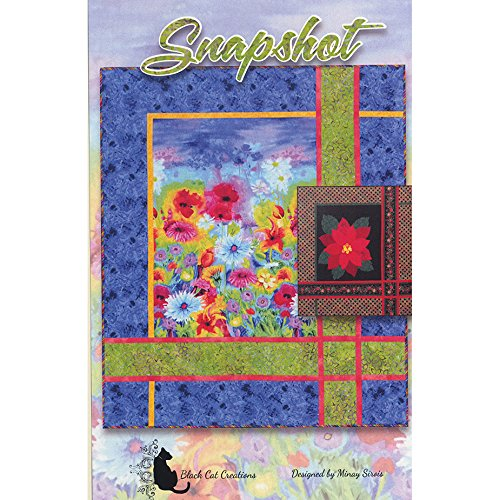 Emma's Make My Bed Quilt Pattern By Black Cat Creations