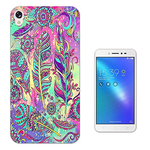002906-neon-colourful-feathers-luck-native-indian-design-asus-zenfone-live-zb501kl-case-gel-silicone