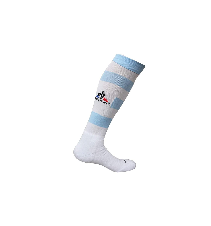 le coq Sportif Rugby R Replica Socks Blue 92//Optical Wh Chaussettes Femme