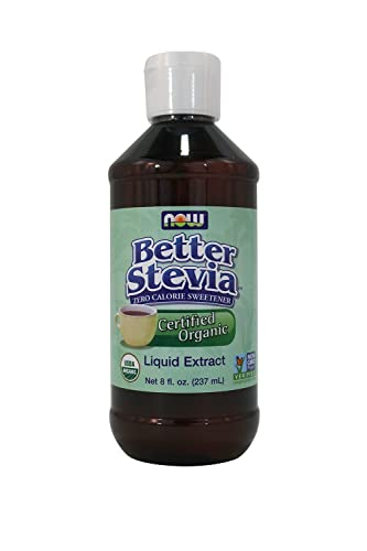 Now Foods BetterStevia Organic Liquid Extract