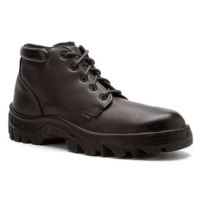 Rocky Men's FQ0005005 Mid Calf Boot, Black, 10 2E US