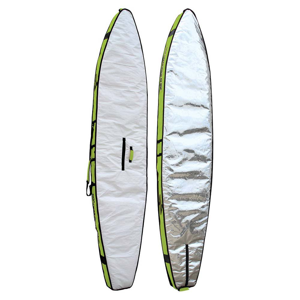 Boardworks Stand-Up Paddle Board Race Bag 12'6'' | Grey/White