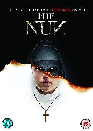 e9c41ca922cb The Nun  DVD   2018   Amazon.co.uk  Demián Bichir