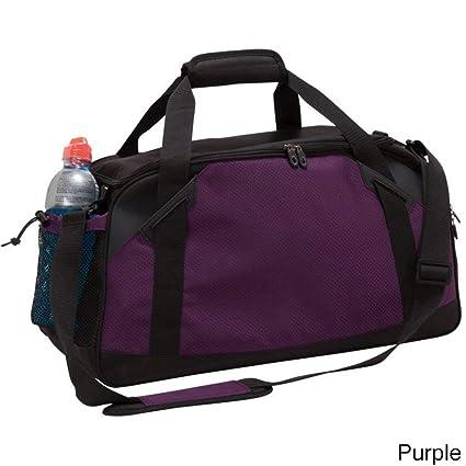fea7b6a620a4 Amazon.com : Purple 21-Inch Sports Pattern Carry On Duffle Bag ...