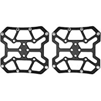 Honeytecs MTB Mountain Bicycle Clipless Pedal Platform Adapters for SPD for KEO