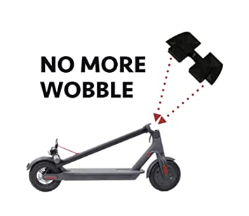 NO MORE WOBBLE 3D Printed Vibration Damper for Xiaomi Mijia M365 M187  Electric Scooter