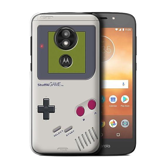 new style 5ac6a 49507 Amazon.com: STUFF4 Phone Case/Cover for Motorola Moto E5 Play ...