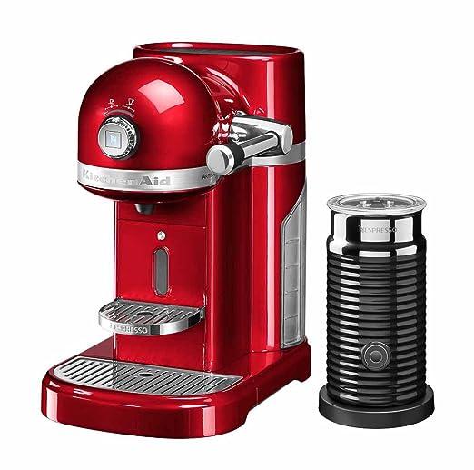 Kitchenaid 5 kes0504ca/1 Artisan Nespresso Incluye Aeroccino ...