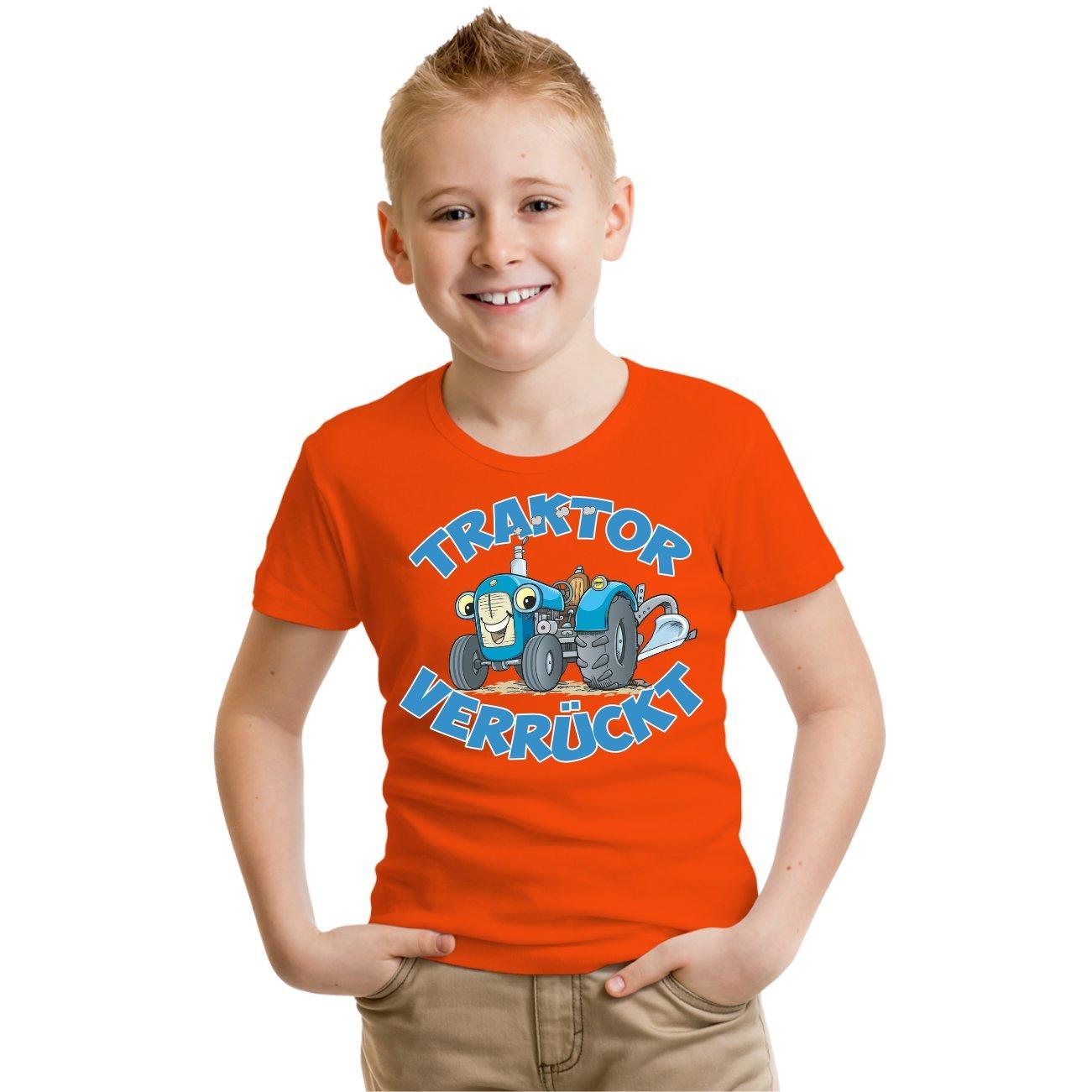 Spaß kostet Kinder T-Shirt Traktor verrückt Größe 86-164: Amazon.de:  Bekleidung