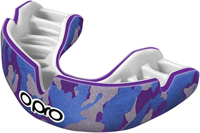 Opro Power-fit Mouth Guard B07HM9JP3S - A Mouth Guard with Unique Power Cage