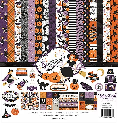Echo Park Bewitched Collection Kit
