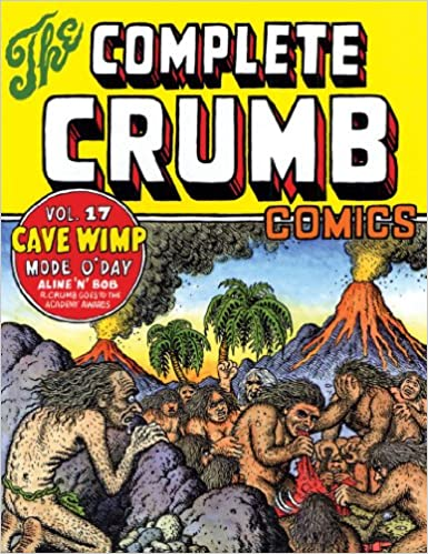 The Complete Crumb Comics Vol. 17
