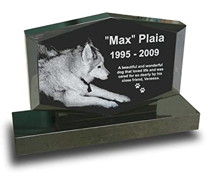 Amazon Com Large Diamond Pet Monument Pet Headstones Pet Grave