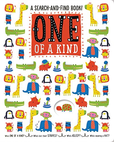 One of a Kind: A Search & Find Book!
