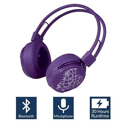 ARCTIC P604 - Auriculares inalámbricos con Bluetooth 4.0, Diseño On-Ear con microfono integrado