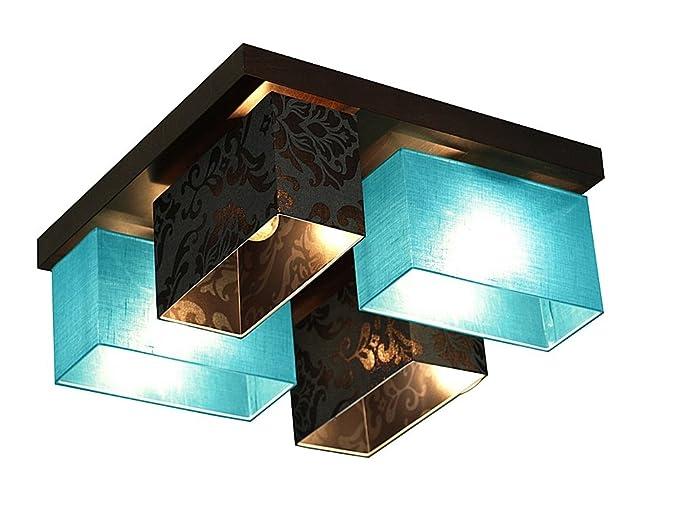 Wero design mala legno lampada in legno vit lampadina