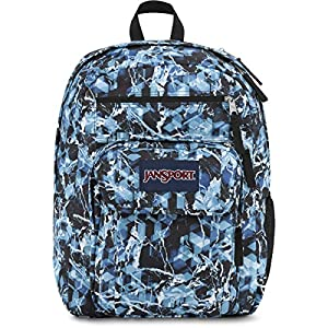 JanSport Digital Student Backpack (Multi Blue Ice)