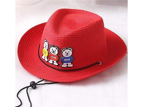 Blue Bridge Bambino Hearware Cappello a Forma di Cappello da Baseball per  Bambini Cappello da Cowboy dfdfad73366b