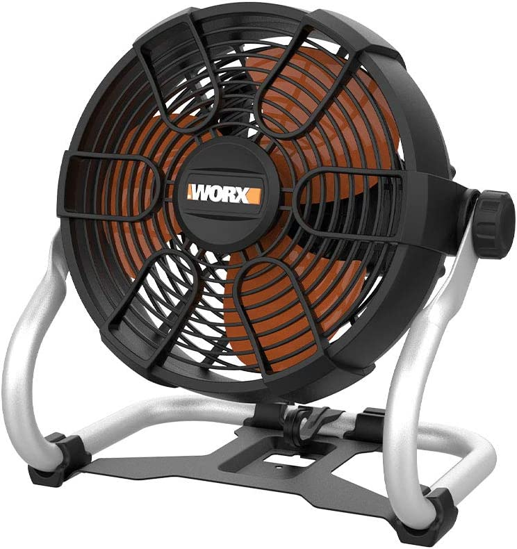"WORX WX095L 20V Power Share 9"" Cordless Fan"