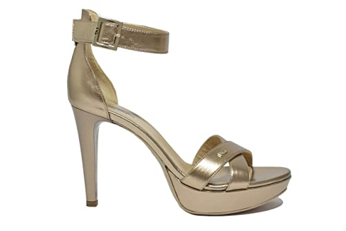 NERO GIARDINI Sandali scarpe donna sandalo 7882 elegante mod. P717882DE