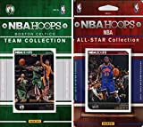 NBA Boston Celtics Licensed 2014-15 Hoops Team Plus All-Star Set, Brown, One Size