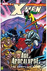 X-Men: The Complete Age of Apocalypse Epic Book 3 Kindle Edition