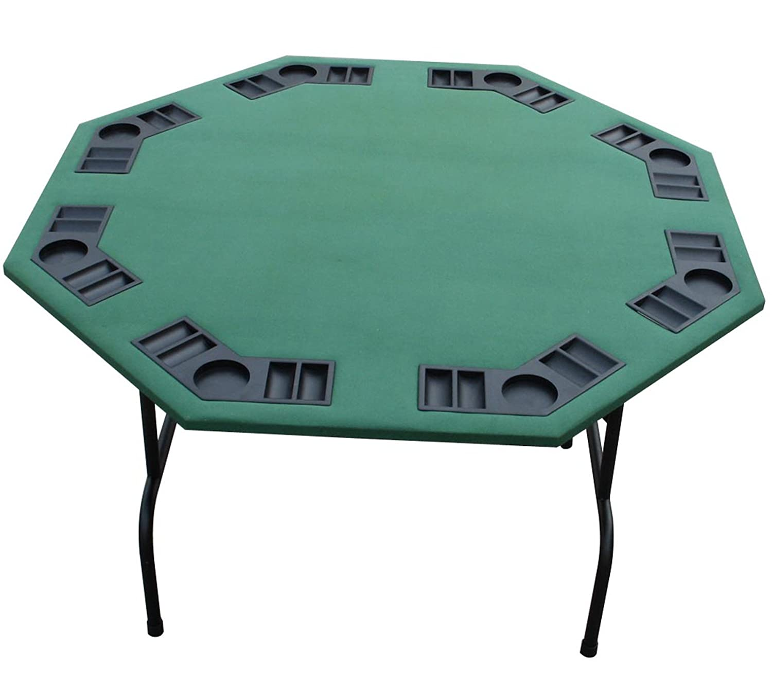 Amazon Octagon Poker Table For Texas Holdem Cards & Game