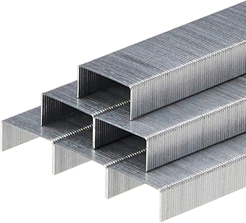 Basics Standard Stapler Staples, 5000 per Pack, 10-Pack : Office Products