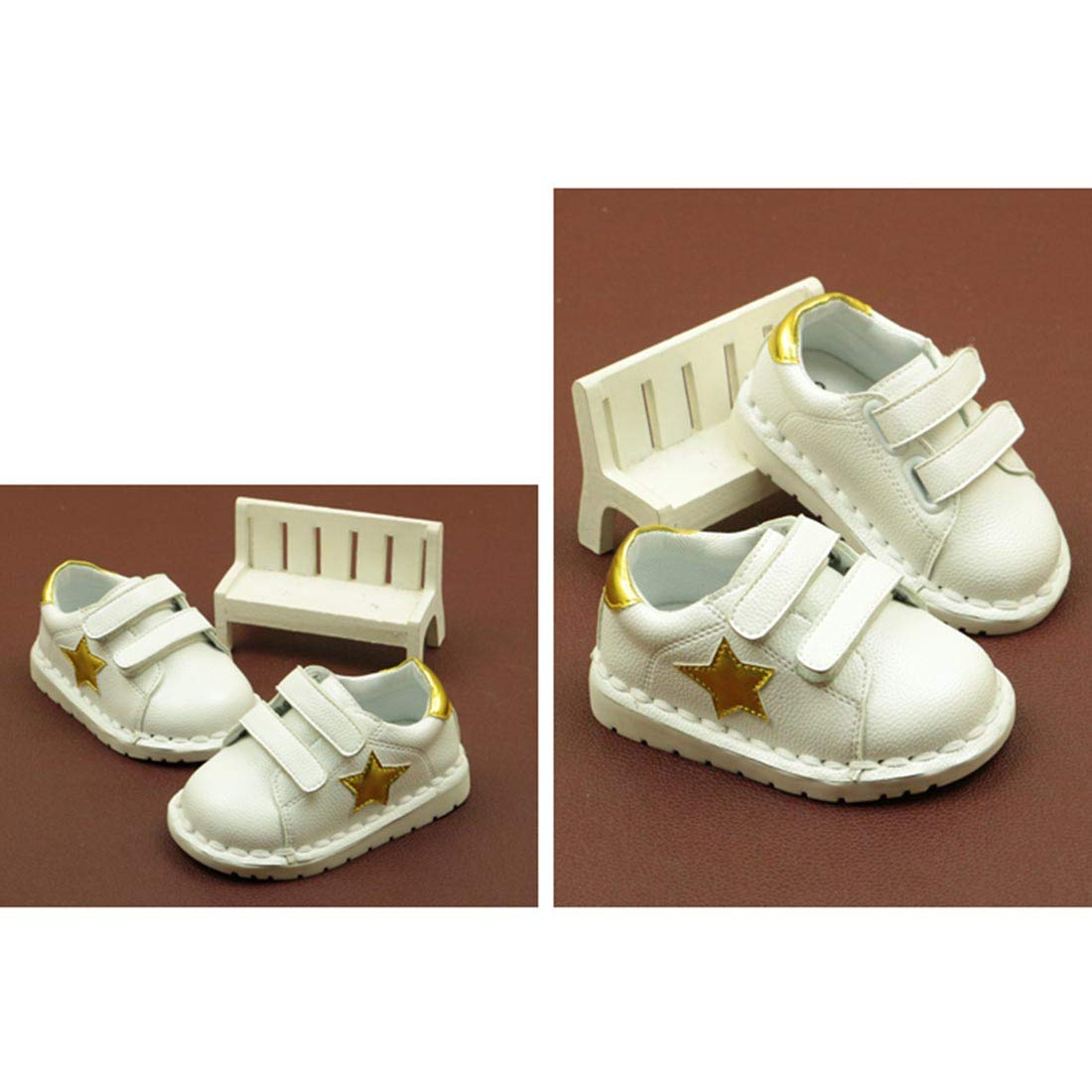 YIBLBOX Infant Baby Boys Girls Slip On Sneakers Toddler Kids Casual Sports Outdoor Running Shoes