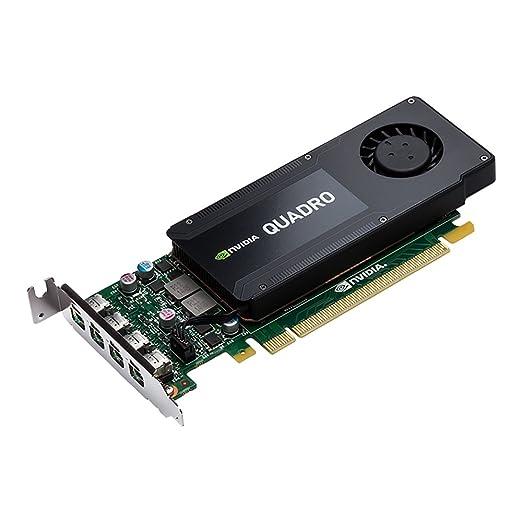 31 opinioni per PNY VCQK1200DP-PB Nvidia Quadro K1200 Scheda Grafica Professionale, 4 GB, GDDR5,