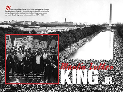 Martin Luther King, Jr. March Poster