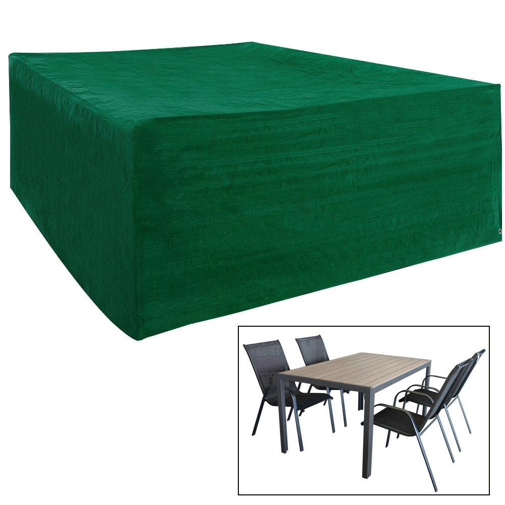 woltu gartenm bel schutzh lle abdeckhaube abdeckung garten h lle haube f r sitzgruppe. Black Bedroom Furniture Sets. Home Design Ideas