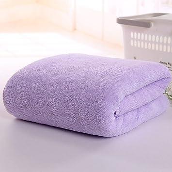 XINSU Home Engrosamiento para Hombres y Mujeres Adultos Toalla de baño Mantas para niños Algodón Puro