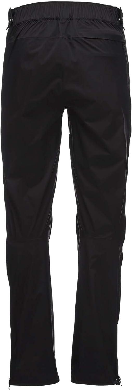 Black Diamond StormLine Stretch Full Zip Pant Mens