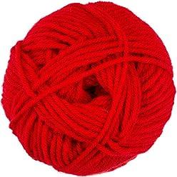Red Heart Filo SCRUBBY Jolly Taglia Unica