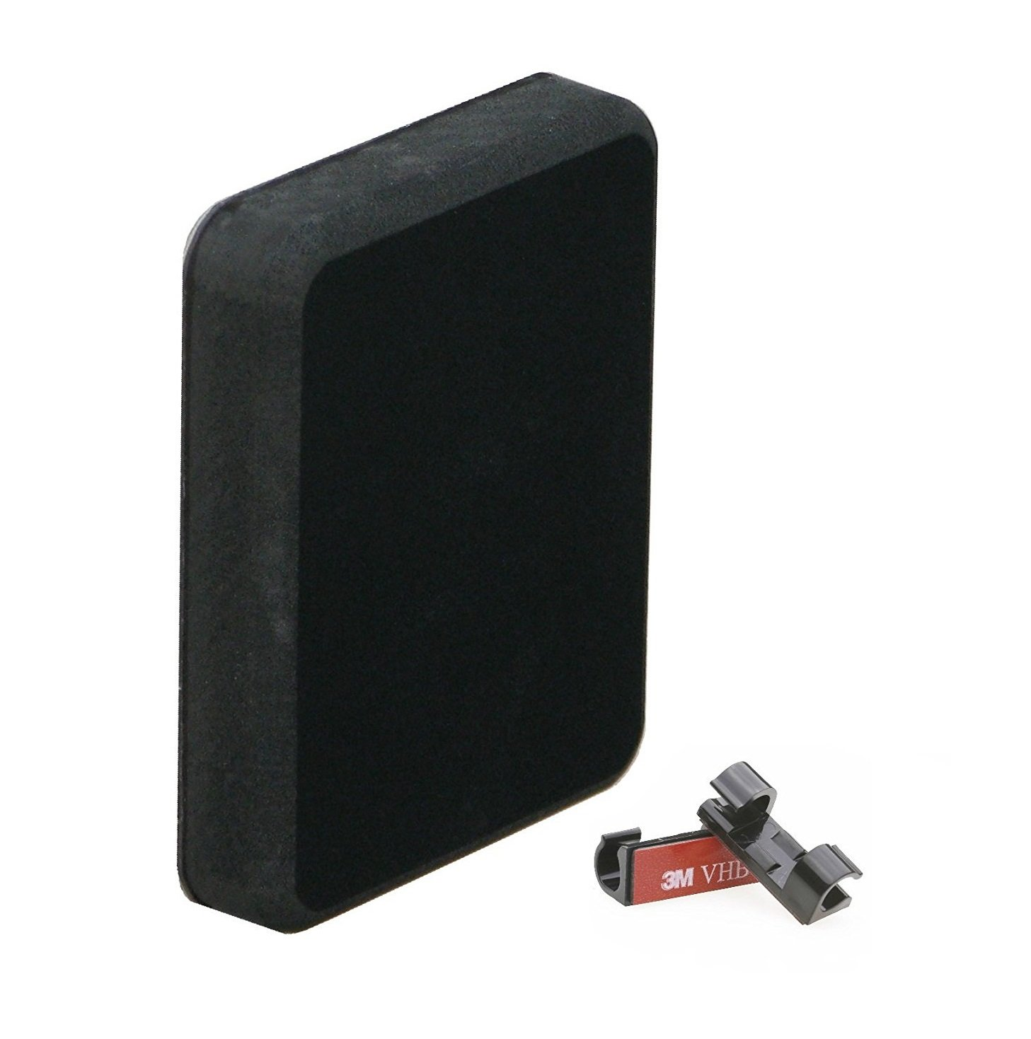 Stern Pad Jumbo Black - Screwless Transducer/Acc. Mounting Kit (for Large 3D Scan Transducers)