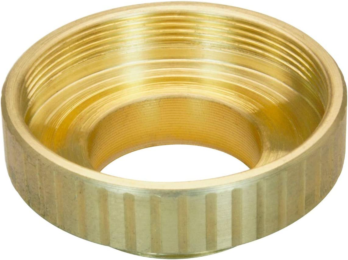 Bronze RMS Male to M28x0.75 Female Thread Adapter