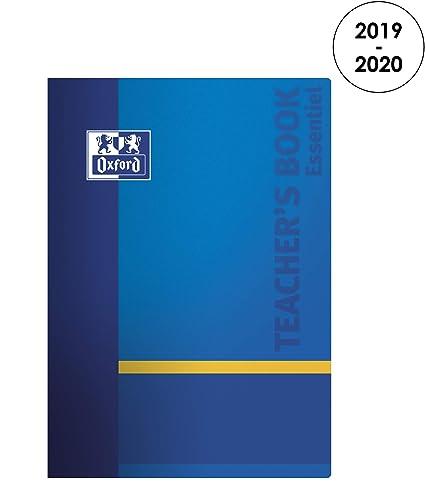 Oxford - Agenda perpetual para profesores, 2019 - 2020 de ...